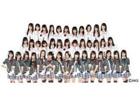 HKT48(キャナルシティ博多のサイト「週1☆キャナル」より)