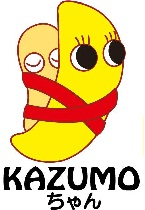 イラストのKAZUMOちゃん(NPO法人留萌観光協会のウェブサイトより)