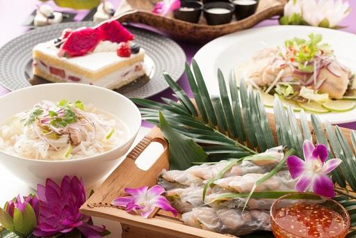 ベトナム料理フェア(JALホテルズ提供)