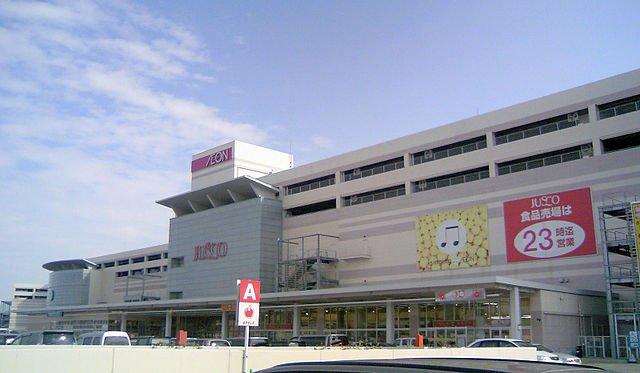 イオンモール浜松志都呂外観(しゅんしゅんさん撮影、Wikimedia Commonsより)