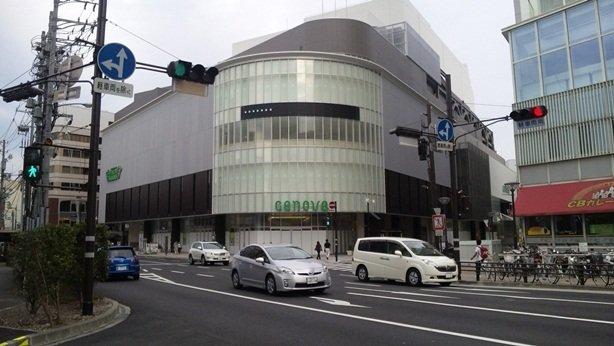 新静岡セノバ(Mizuki Ayaseさん撮影、Wikimedia Commonsより)