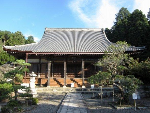 八葉山蓮華寺(立花左近さん撮影、Wikimedia Commonsより)