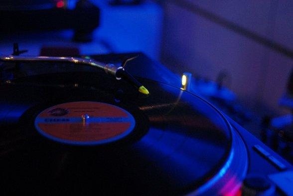 LPレコード。写真はイメージです