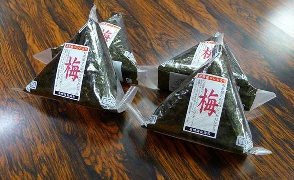 石川県産米おにぎりスポット