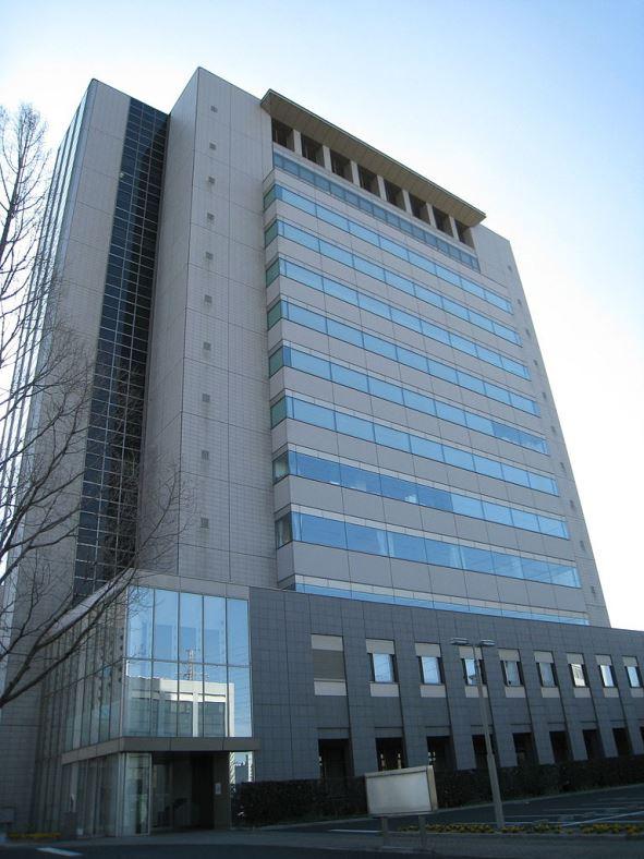 太田市役所(Wakka77, Wikimedia Commonsより)