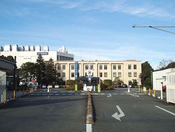 富士重工業本工場(Hase c, Wikimedia Commonsより)