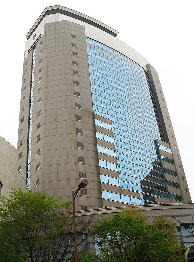 練馬区役所庁舎