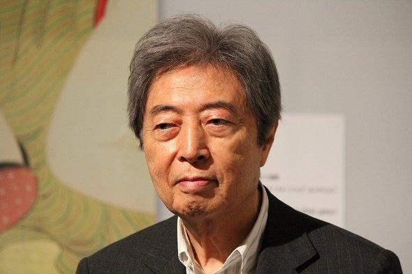 永青文庫理事長、細川護熙元首相の挨拶も