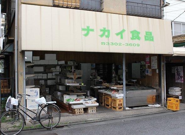 昔懐かしの「食品店」