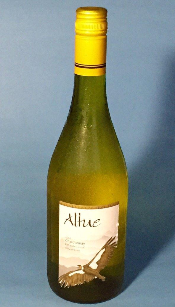 チリ産白ワイン750ml セール価格500円