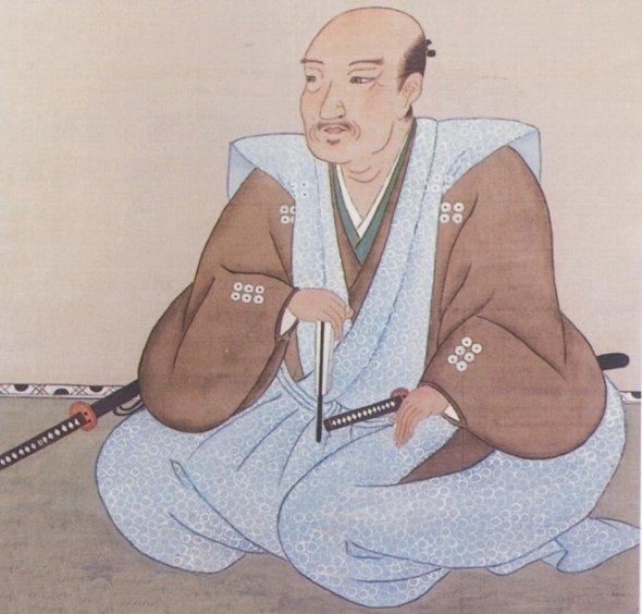 真田幸村の肖像画(Wikimedia Commonsより)