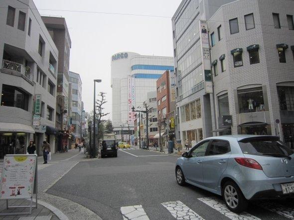 並木通り(Hiroshimatengokuさん撮影、Wikimedia Commonsより)