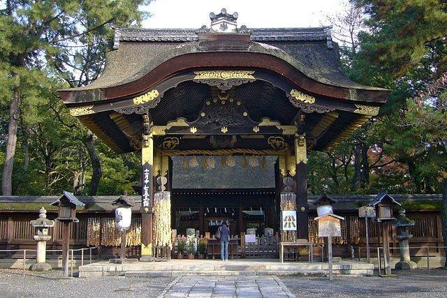 豊国神社(663highlandさん撮影、Wikimedia Commonsより)