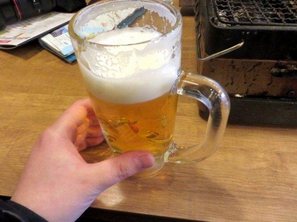 昼間のビールは、背徳感もスパイスになる