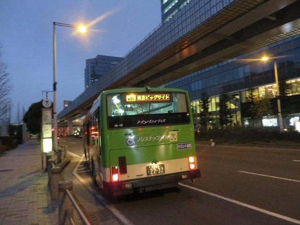 都バスの写真