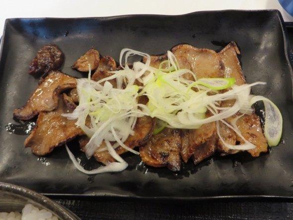 定食 牛 タン