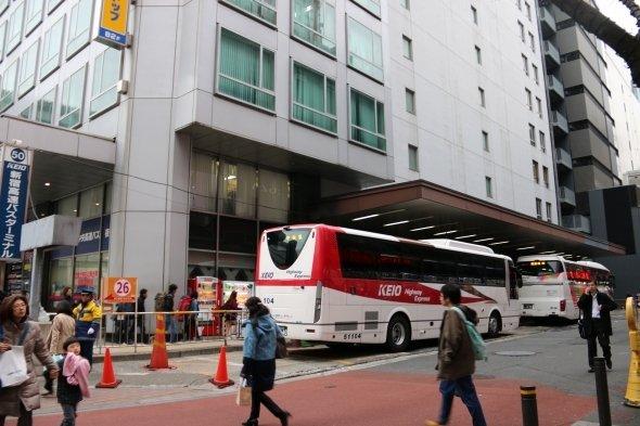 ヨドバシも入居している「MY新宿第二ビル」