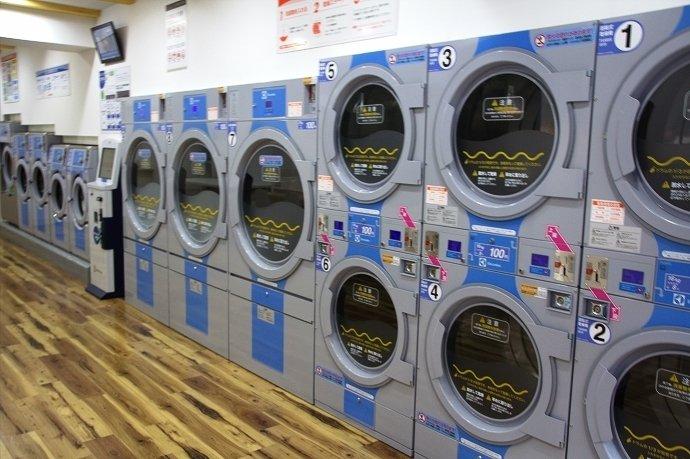 「乾燥機 コインランドリー 最新」の画像検索結果