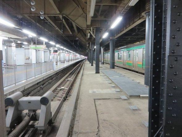 上野駅13番線トイレ - ニコニコ動画