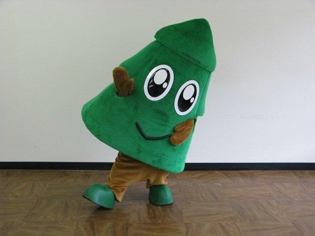 秋田県のマスコット「スギッチ」(画像提供:秋田県総務部広報広聴課)