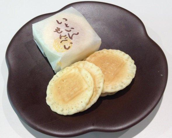 絲印煎餅(播田屋)