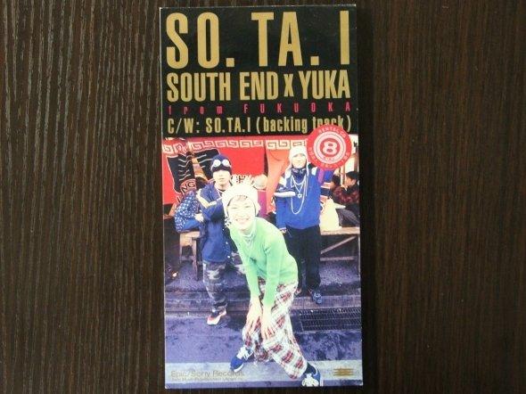 SOUTH END×YUKA「SO.TA.I」(左から博多華丸さん、板谷由夏さん、おたこぷーさん)