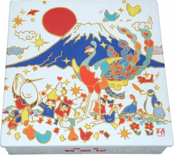 鳩サブレ―の干支缶(画像は鎌倉豊島屋提供)