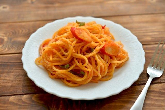 ケチャップ味のスパゲティを何と呼ぶ?(写真はイメージ)