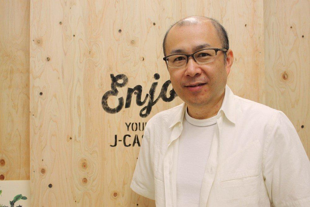 日本クイズ協会代表理事の齊藤喜徳さん
