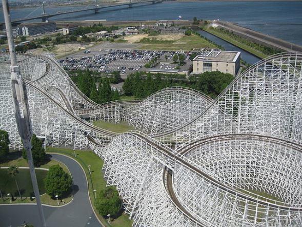 ホワイトサイクロンの全景(Janmaさん撮影、Wikimedia Commonsより)