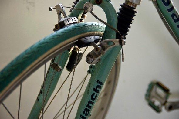 自転車。写真はイメージです
