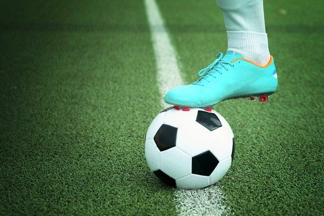 サッカーボール(画像はイメージ)
