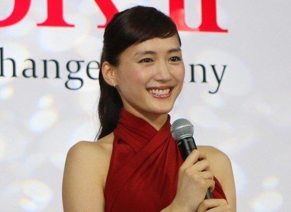 綾瀬はるかさん(写真はJ-CAST ニュース2018年9月撮影)