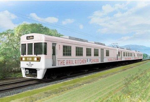 画像は西日本鉄道のリリースより