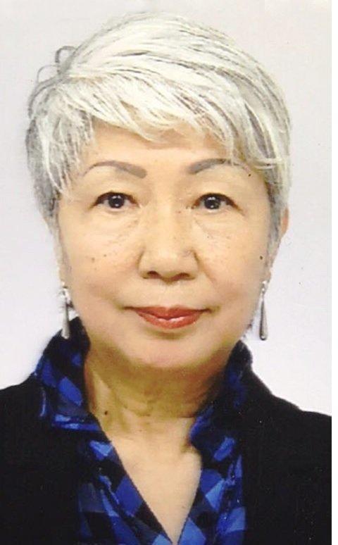 日本アンプティサッカー協会名誉顧問の三浦由子氏