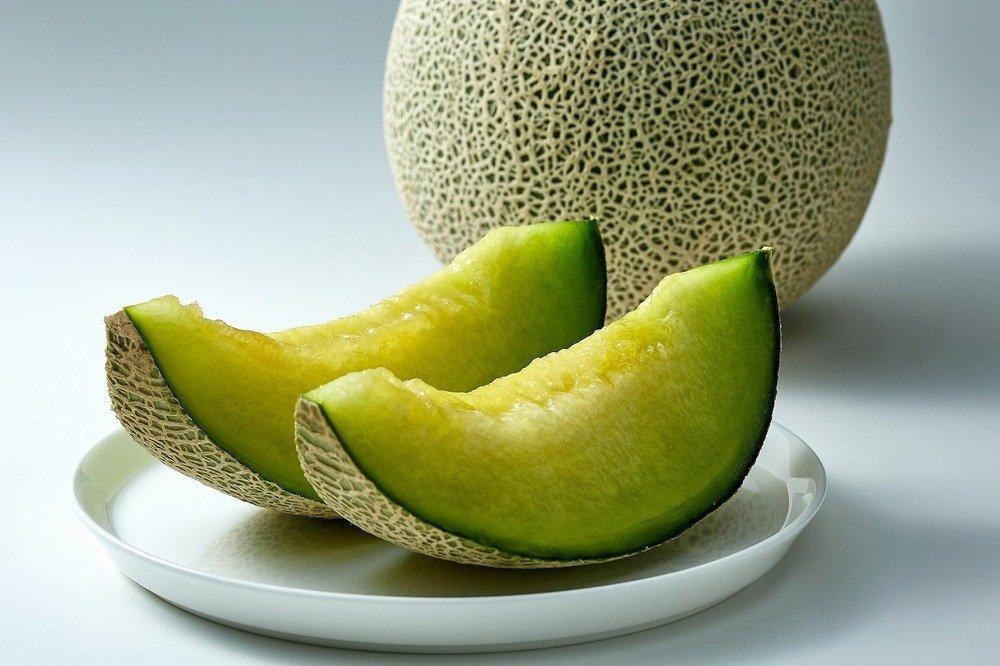 蜜瓜產量比北海道的還高的,是哪個縣?