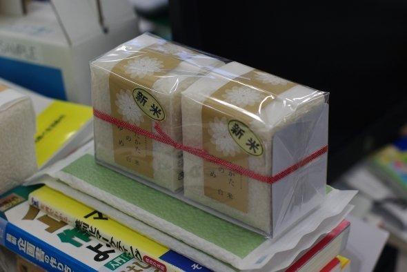 陸前高田の新ブランド米『たかたのゆめ』