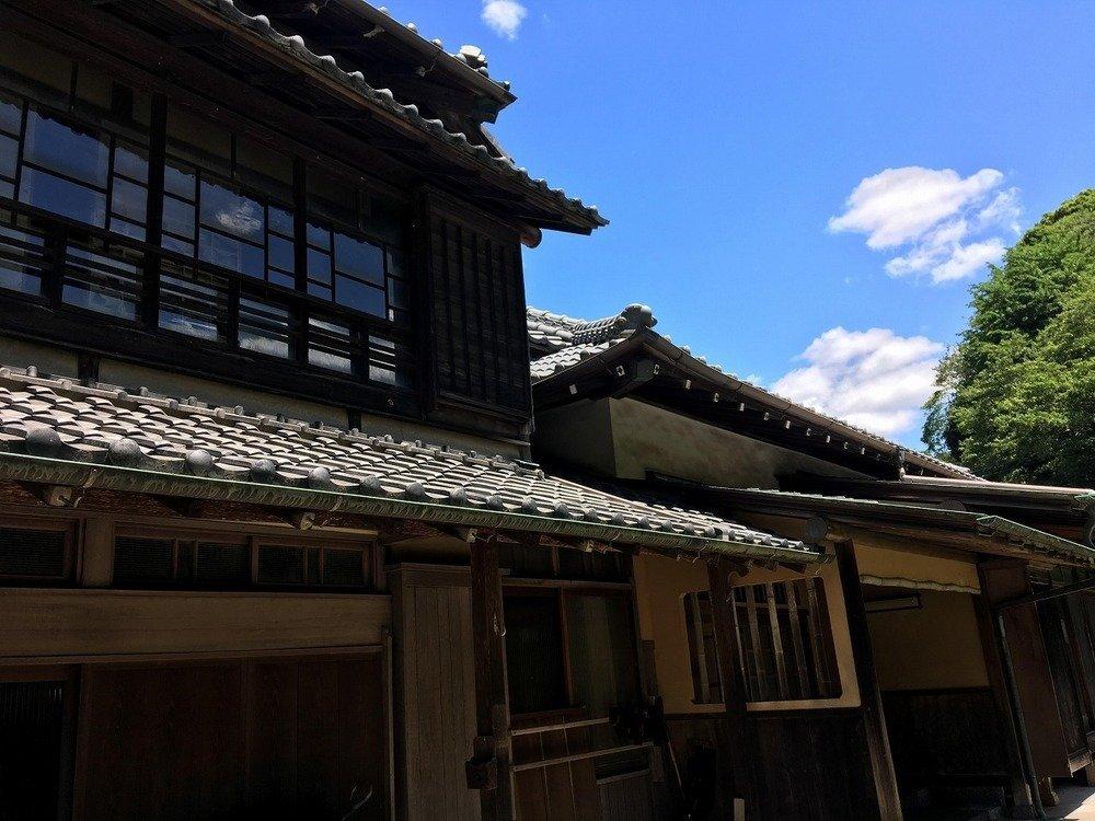 ホテル「鎌倉 古今」 風情のある見た目が印象的だ(画像はプレスリリースより)