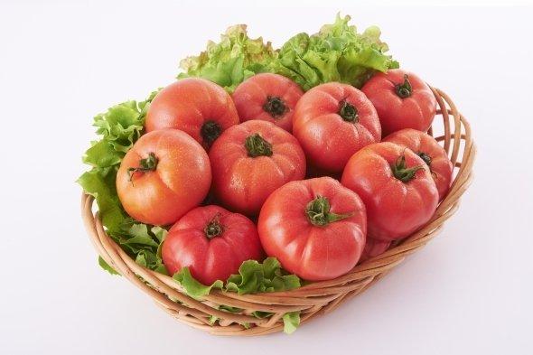 熊本のトマト(画像提供:熊本県)