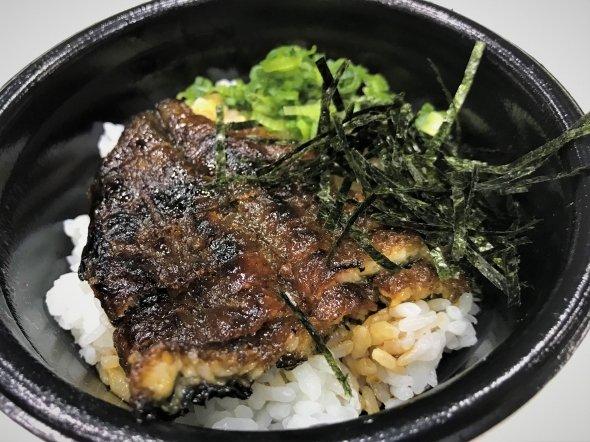 三河一色産鰻まぶし丼(愛知県、鰻ま屋)