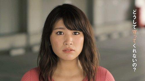 久松郁実さん出演で自動車盗難防止対策を紹介する