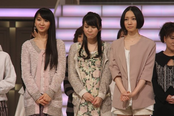 Perfume(2010年記者撮影)