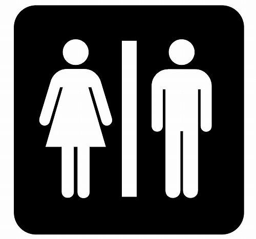 トイレのイメージ(画像はWikimedia Commonsより)