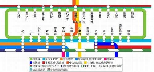 「#高輪ゲートウェイに合わせて山手線の駅名を考える」が大盛り上がり(Chihayasassasさん撮影, Wikimedia Commonsより)