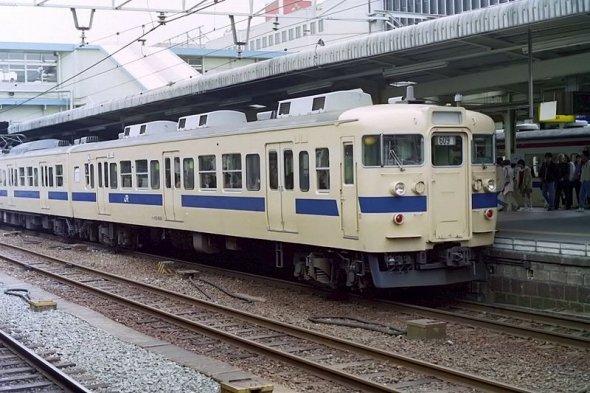 国鉄世代の電車が完全引退(TRJNさん撮影、Wikimedia Commonsより)