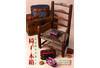 芹沢銈介が愛した椅子と木箱