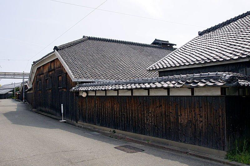 江井ヶ嶋酒造(663highlandさん撮影、WikimediaCommonsより)