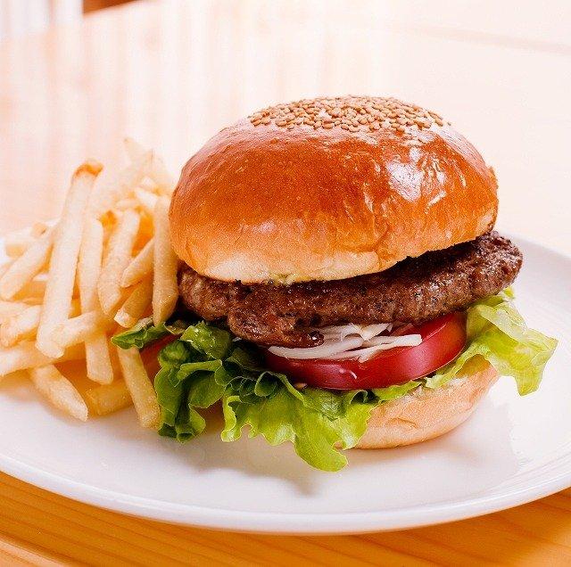 あなたの好きなハンバーガー店は?