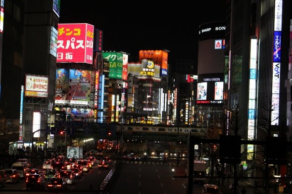 新宿を見る眼が違ってくるって、どんな感じか?