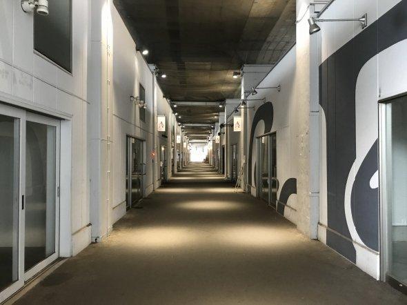 阿佐ヶ谷アニメストリート(2019年2月25日、Jタウンネット撮影)